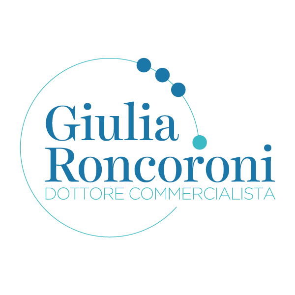 Giulia Roncoroni Commercialista Como Logo